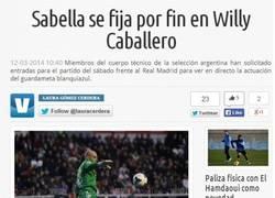 Enlace a ¿Willy a la Selección Argentina?