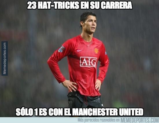 281434 - Cristiano y sus hat-tricks