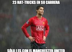 Enlace a Cristiano y sus hat-tricks