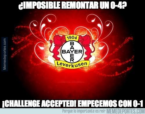 281509 - El Leverkusen cree en la remontada