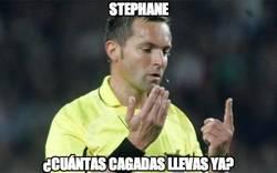 Enlace a Stephane, ¿cuántas cagadas llevas ya?