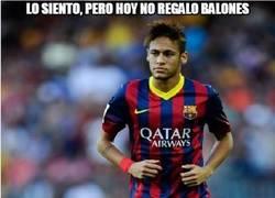 Enlace a Hoy no hay balones de Neymar a la grada