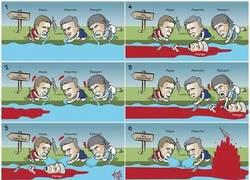 Enlace a Ya sólo les queda Moyes y Mourinho, ¿Remontarán?