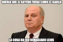 Enlace a ¡Que no solo hay fraudes en España! Hoeness, presidente del Bayern, a la cárcel por fraude