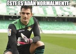 Enlace a Adán contra el Sevilla