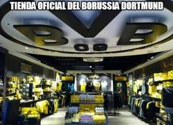 Enlace a Tienda oficial del Borussia Dortmund