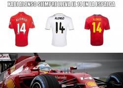 Enlace a ¿Qué les pasa a los Alonso con el número 14?