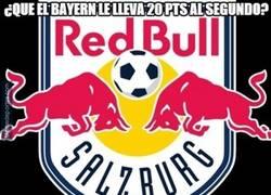 Enlace a ¿Que el Salzburgo lleva 25 al segundo de su liga?...