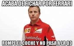 Enlace a Acaba de fichar por Ferrari