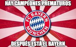 Enlace a El Bayern será campeón la próxima jornada si gana y el Borussia pierde #ligaigualada