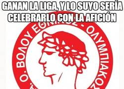 Enlace a El Olympiacos de Míchel, primer campeón en las ligas europeas