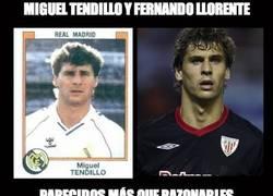 Enlace a Miguel Tendillo y Fernando Llorente