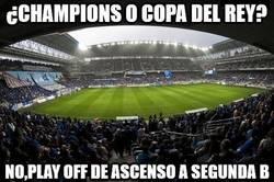 Enlace a ¿Champions o Copa del Rey?