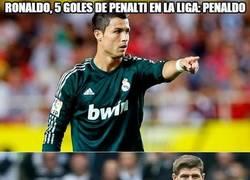 Enlace a Cristiano Ronaldo vs Gerrard