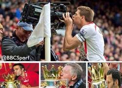 Enlace a Hay gente que prefiere besar cámaras, otros trofeos [Fans del United rabiando]