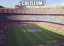 Enlace a ¿Coliseum? ¿Eres tú?
