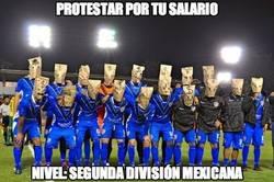 Enlace a Protestar por tu salario