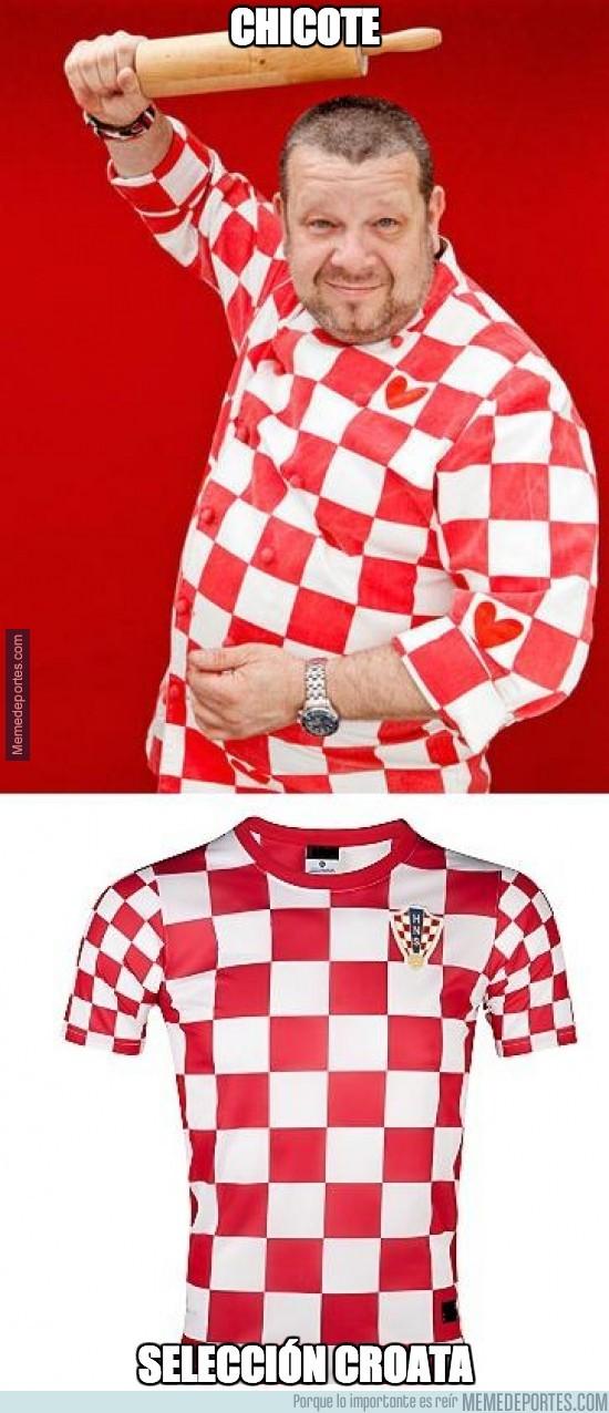 284088 - ¿Chicote seleccionado con Croacia?
