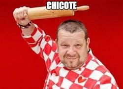 Enlace a ¿Chicote seleccionado con Croacia?
