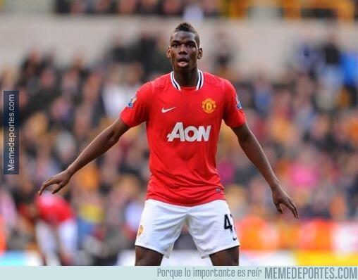 284173 - Y pensar que Pogba fue del Manchester United