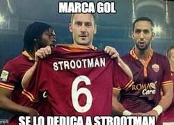 Enlace a Totti solidario