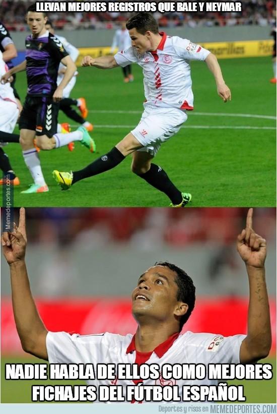 284438 - Llevan mejores registros que Bale y Neymar