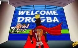 Enlace a Hoy el rey Drogba, vuelve a la que fue su casa en Stamford Bridge