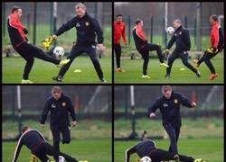 Enlace a Moyes, lesionar a Rooney no te va a ayudar