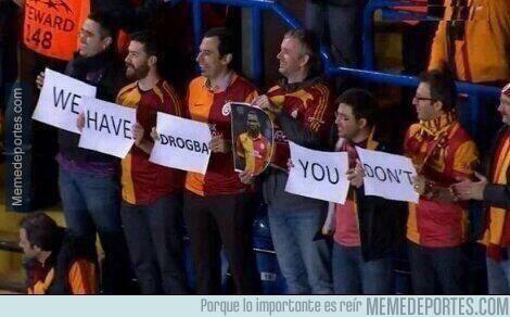 284667 - Mensaje a la afición del Chelsea del Galatasaray