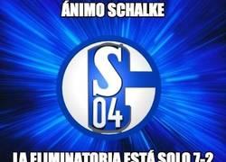Enlace a Empieza la remontada del Schalke. Sólo le faltan 5 goles