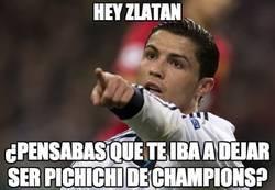 Enlace a Los números de Cristiano Ronaldo en esta Champions no son de humano