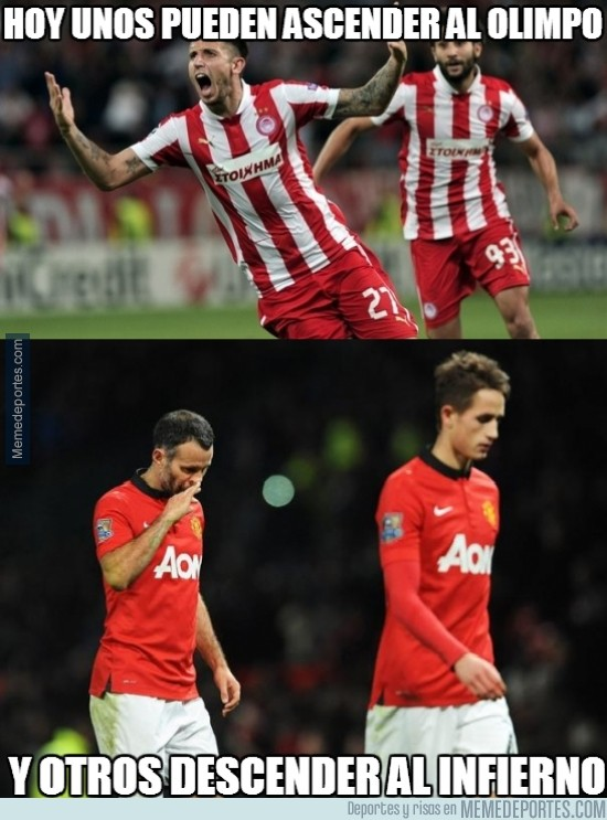 284989 - Manchester United- Olympiacos