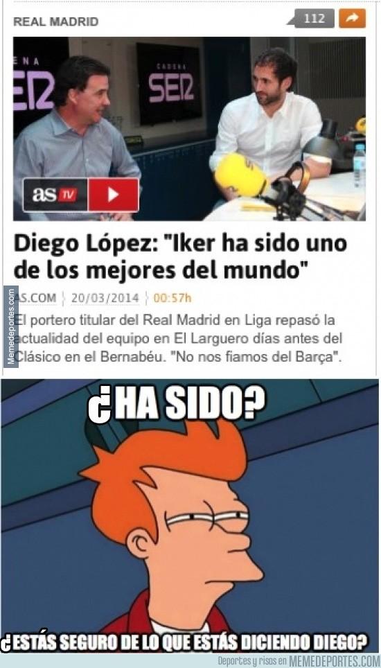 285512 - Diego López dándonos un poco de que hablar...