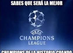 Enlace a Bienvenidos a la mejor Champions League de la historia