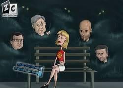 Enlace a En el sorteo, todos desean a la Srta. Manchester United
