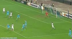 Enlace a GIF: Quaresma marca este GOLAZO para dejar al Nápoles fuera de la Europa League