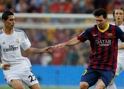 Enlace a Parecidos razonables con Di María y Messi
