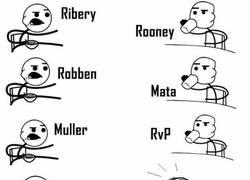 Enlace a Bayern de Munich vs Manchester United