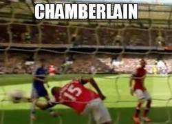 Enlace a Chamberlain, competencia de Modri