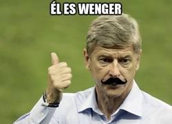 Enlace a Wenger escondido tras la paliza del Chelsea