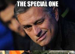 Enlace a Mou, the special one