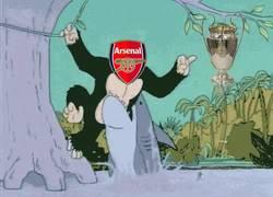 Enlace a GIF: El Arsenal temporada tras temporada