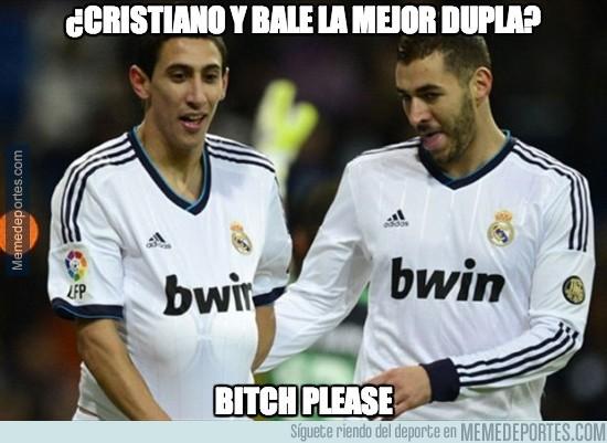 287076 - ¿Cristiano y Bale la mejor dupla?