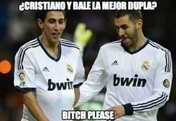 Enlace a ¿Cristiano y Bale la mejor dupla?