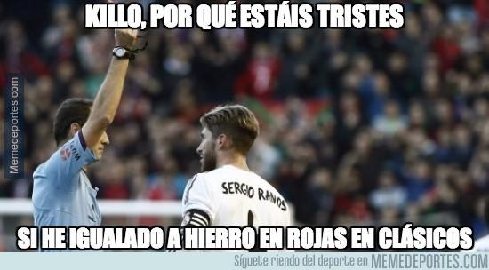 287243 - Sergio Ramos y su récord en el clásico