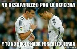 Enlace a Ésta fue la estrategia de Bale y Cristiano ayer