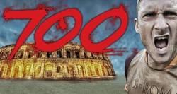 Enlace a Totti cumple 700 partidos con la Roma. ¡Felicidades Capitano!