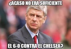 Enlace a Derrota parcial del Arsenal contra el Swansea, pobre Wenger