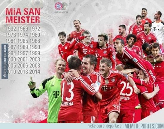 288415 - ¡Felicidades, Bayern Munich! Campeón más rápido de la Bundesliga