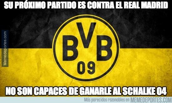 288490 - El Borussia no es capaz de ganar al Schalke 04